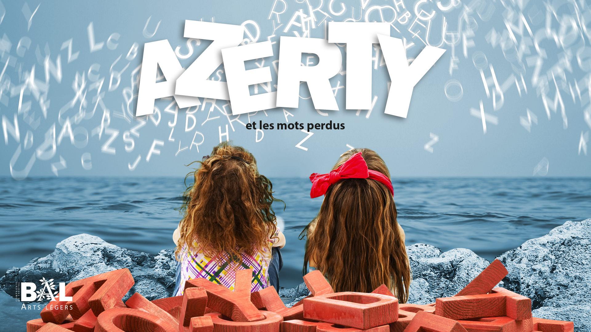 Azerty et les mots perdus