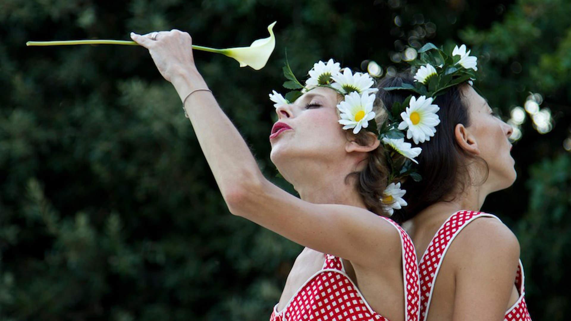 Le Vertige des Fleurs - © Claude Valenti