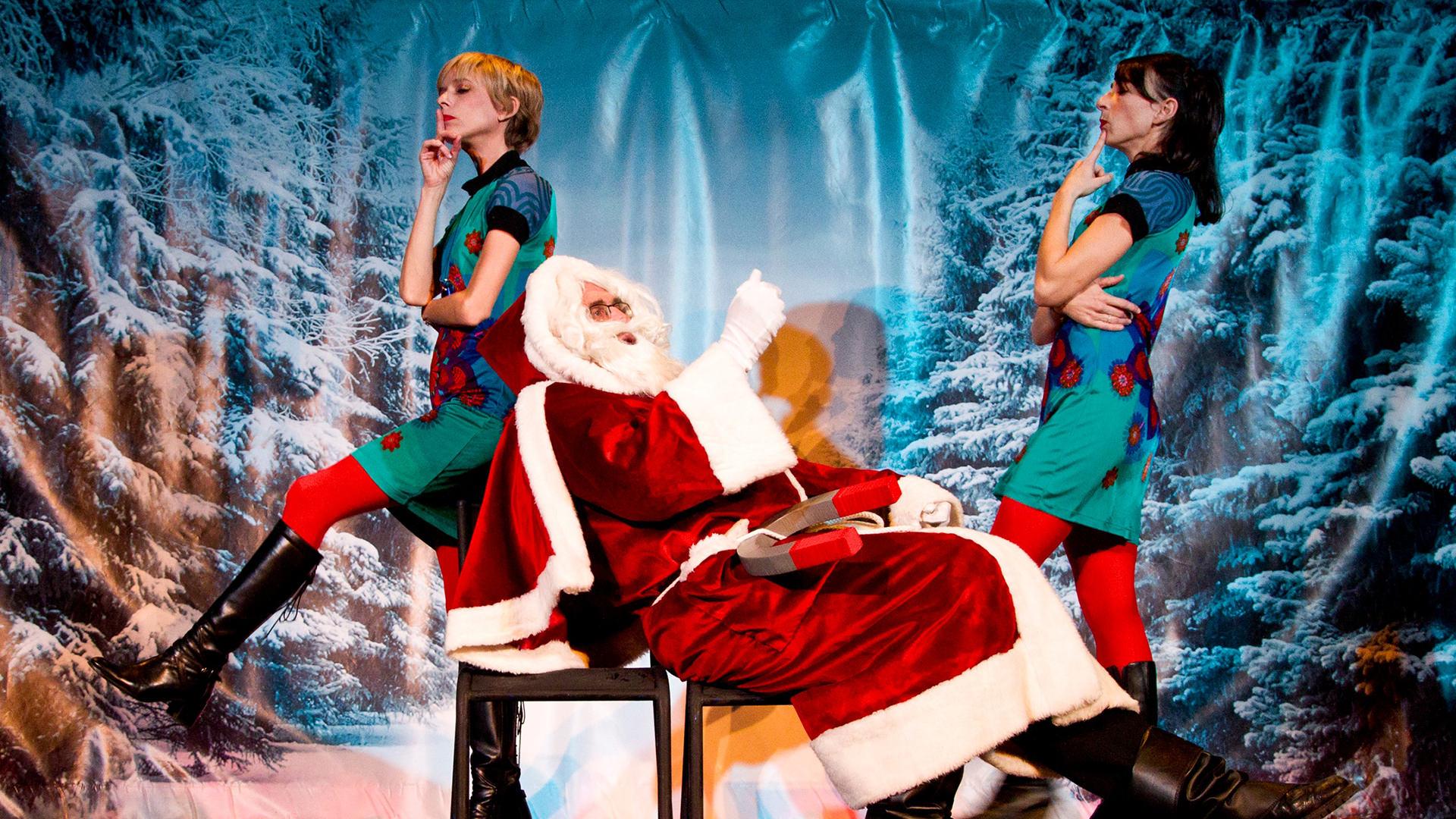Noël sur la terre © Claude Valenti
