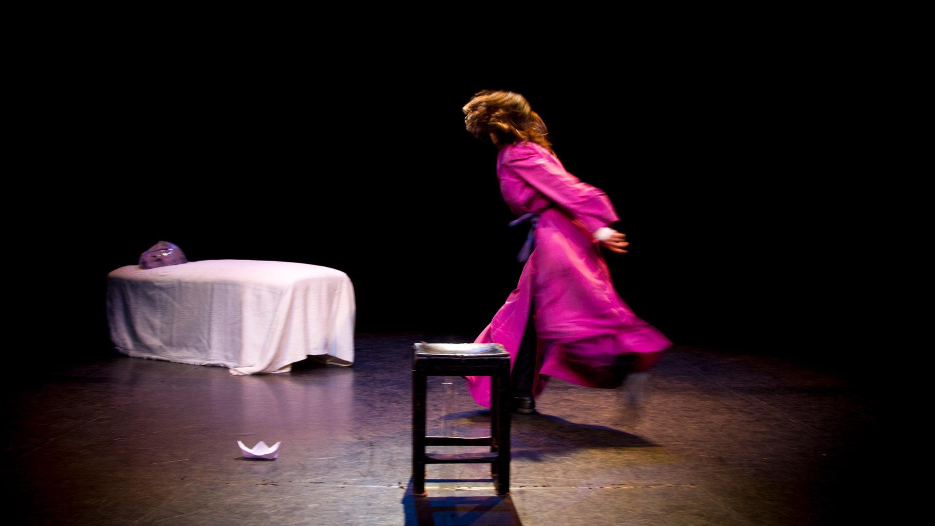 Le Livre de l'intranquilité - Théâtre Francis Gag
