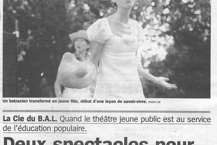 La Marseillaise – Deux spectacles pour initier les plus jeunes