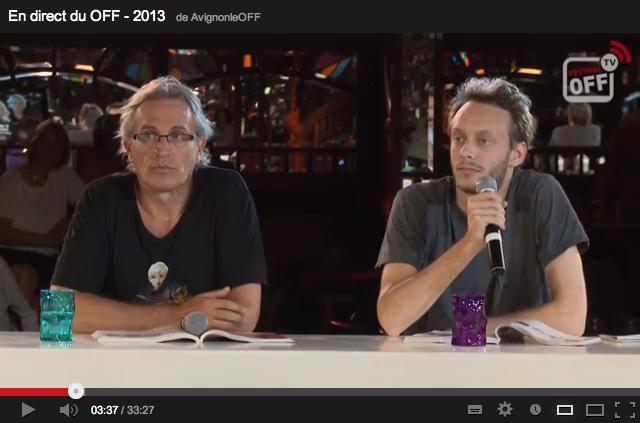 Festival OFF TV d'Avignon