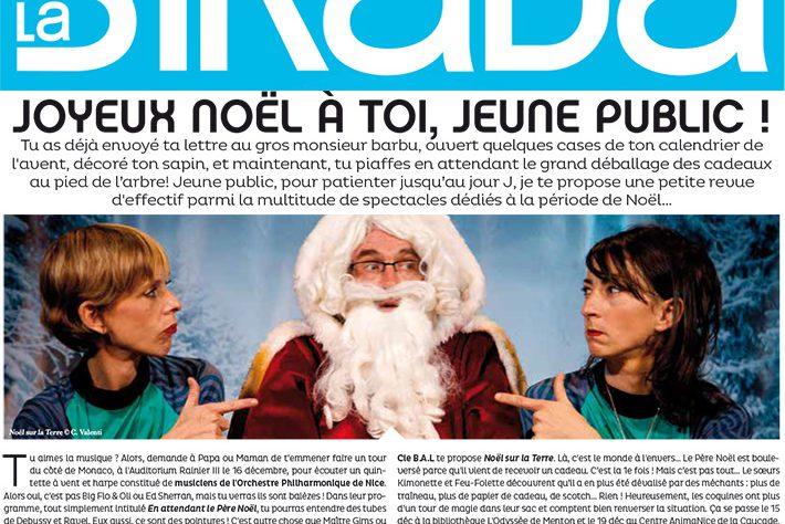 La Strada — Joyeux Noël à toi jeune public !